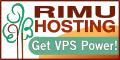 Java and Linux VPS Hosting by RimuHosting